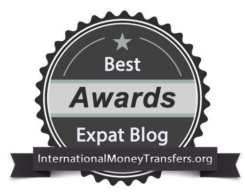 expat blogs awards