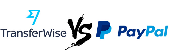 transferwise vs paypal comparison