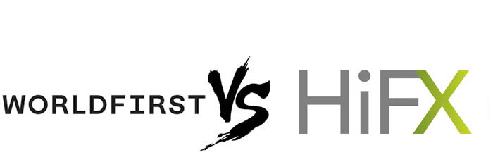 World First vs HiFX