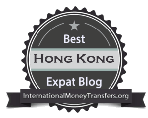 Best Hong Kong expat blog badge 300