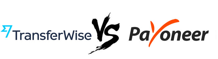 Transferwise vs Payoneer header image