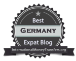 Best Germany expat blog badge 150