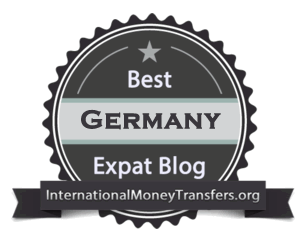 Best Germany expat blog badge 300
