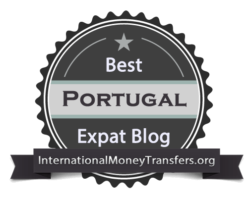 Best Portugal expat blog header