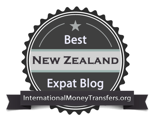 Best New Zealand expat blog header