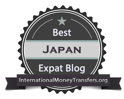 Japan expat blogs header