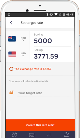 Currencies Direct Android App