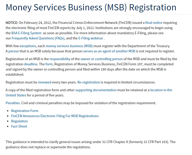 The Licensing Process for Becoming a money transfer operator