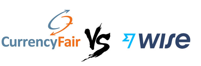 currencyfair-vs-Wise-logo